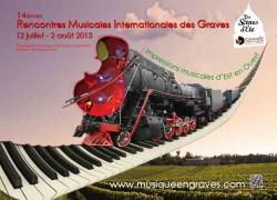 rencontres musicales internationales des graves 2013