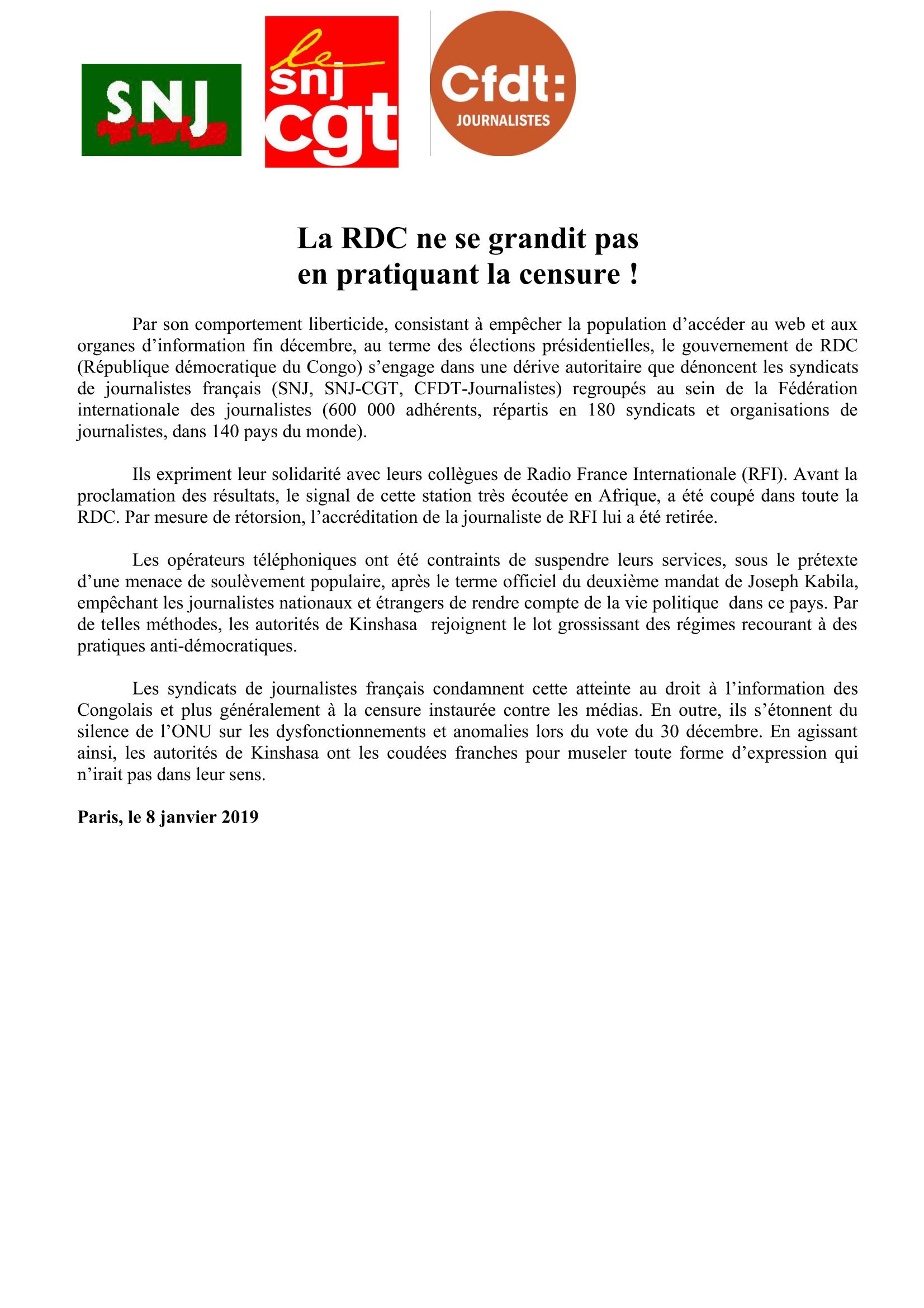 communique-intersyndical-rdc-pdf-8-janv-2019-1