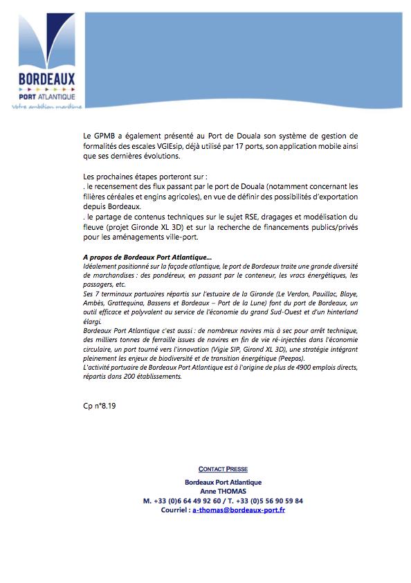 Cp n8.19 - Coopération Port de Douala - vOk_Partie2