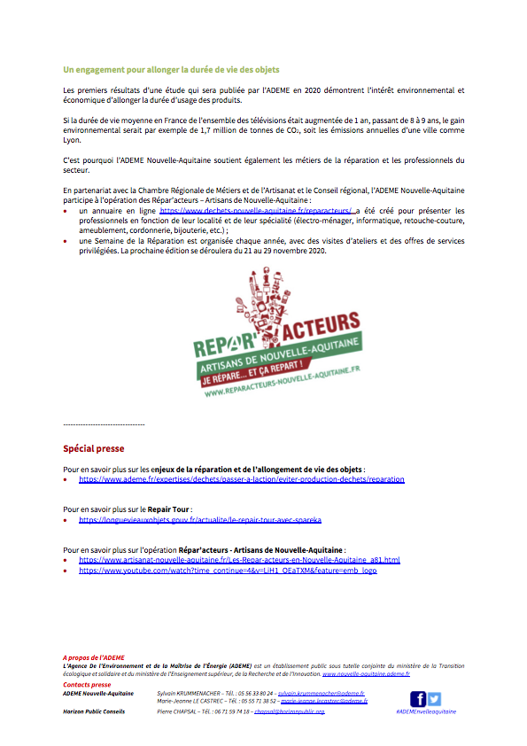 CP ADEME Repair Tour_Partie2