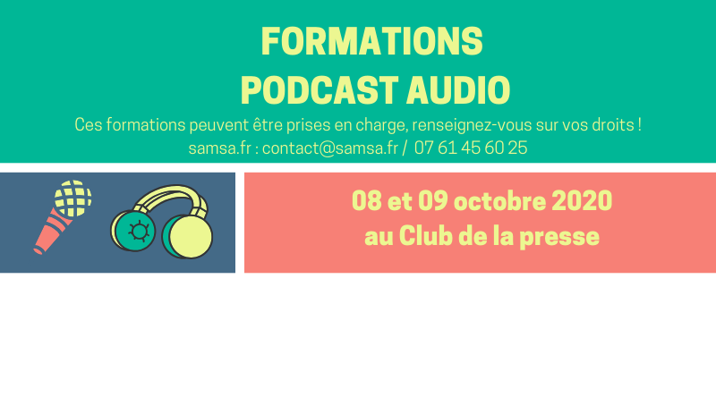 New Slideshow formation podcast octobre 2020