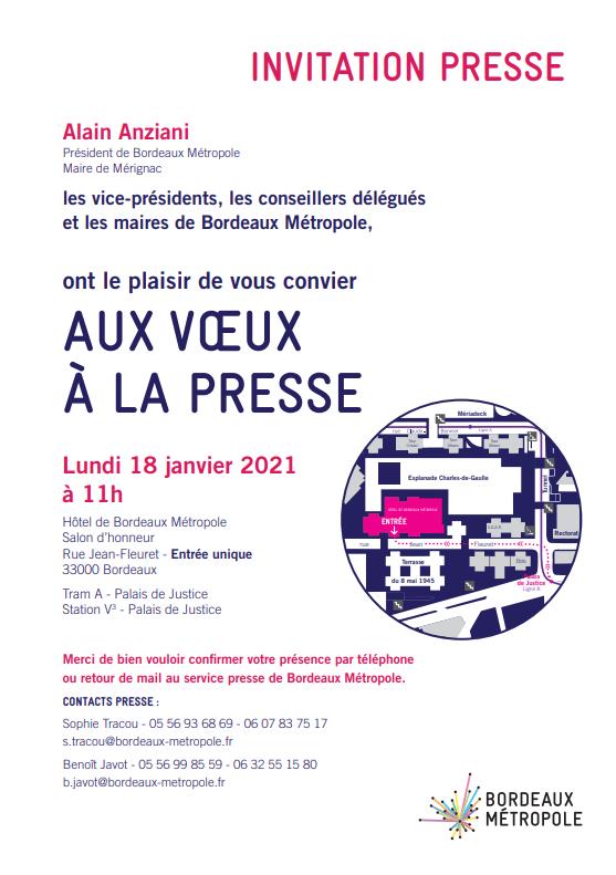 invitation de presse