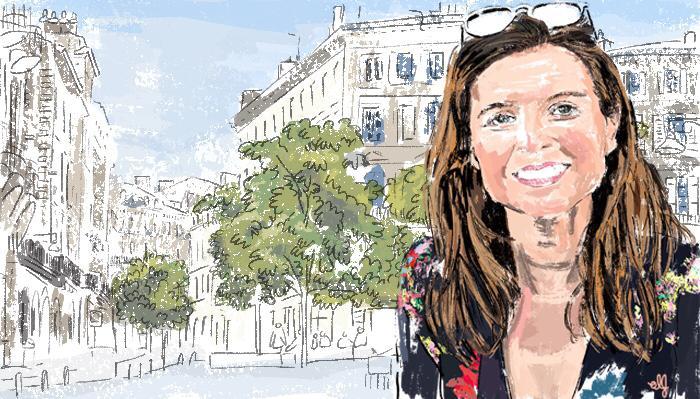 Portrait coordinatrice du Club : Pauline Even.