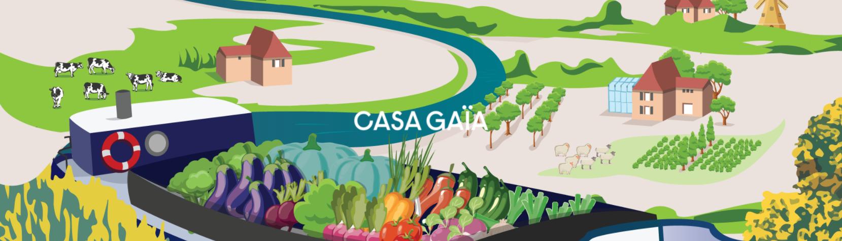 Casa Gaïa événement Bordeaux