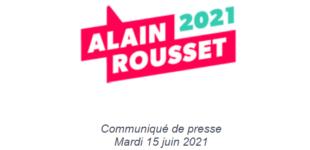 Alain Rousset invitation presse