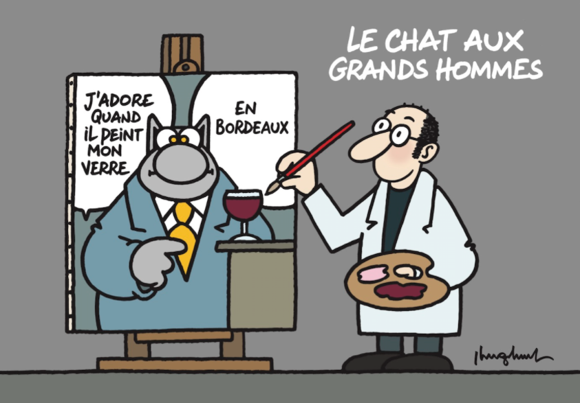 le chat exposition